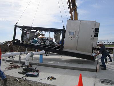 2011 - Centrifuge Dewatering Facility2